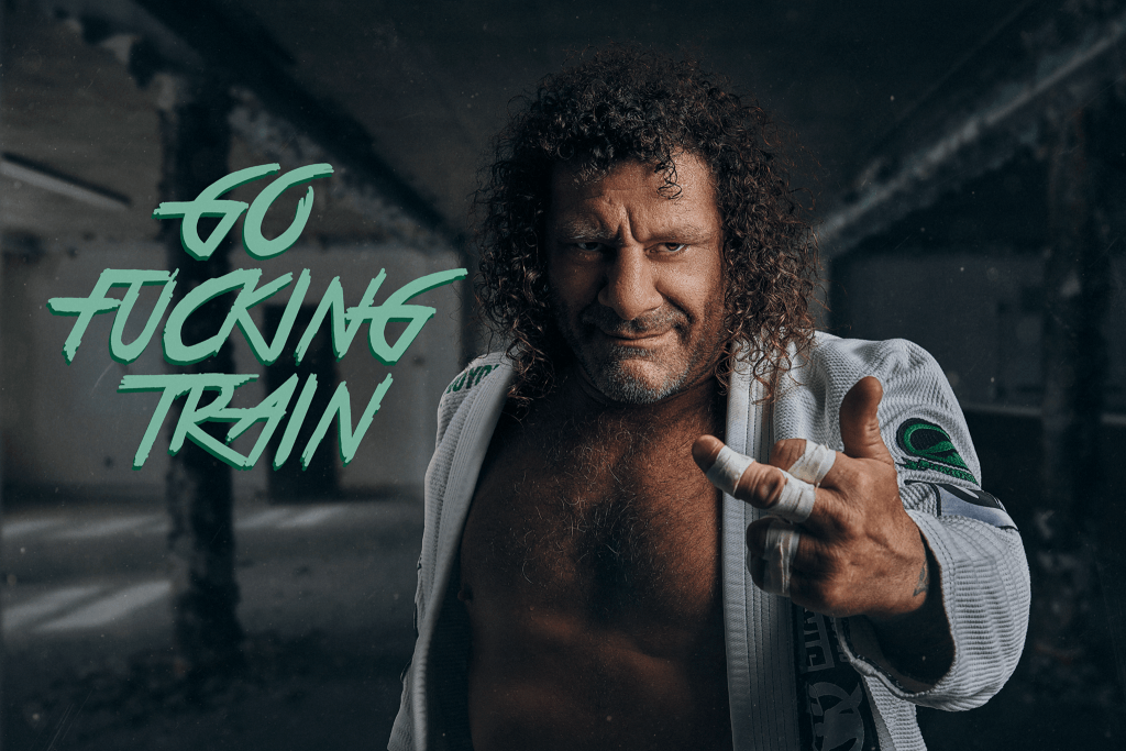 male sports star kurt osiander with middle finger up